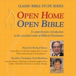 Open Home: Open Bible  - Open Home Open Bible
