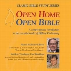 Open Home: Open Bible  - Open Home Open Bible