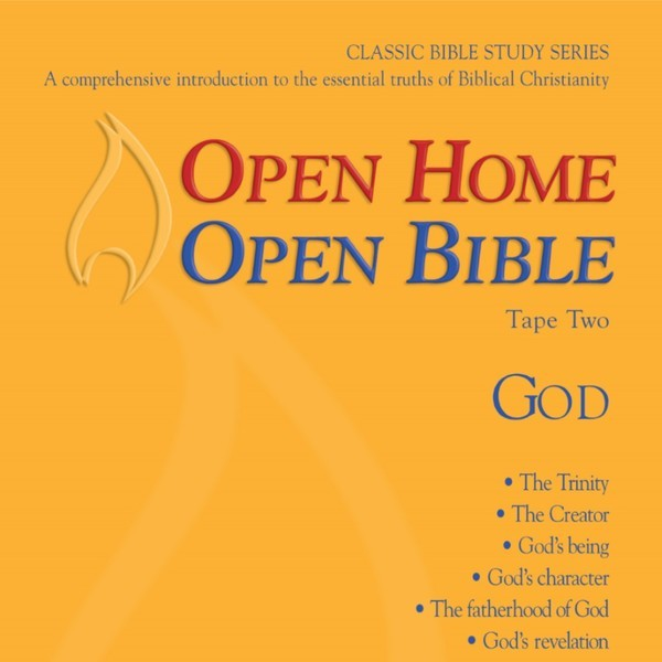 Open Home: Open Bible - God - Open Home Open Bible