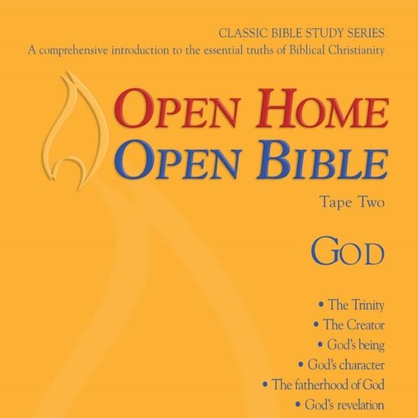 Open Home: Open Bible - God - Open Home Open Bible