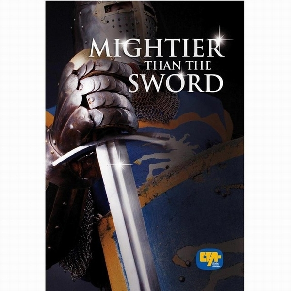 Mightier than the Sword - Discovering Christianity