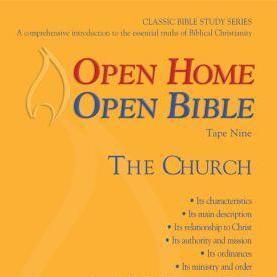 Open Home: Open Bible - The Church - Open Home Open Bible