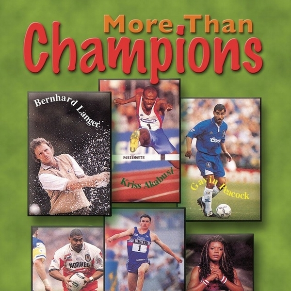 More Than Champions - Sport