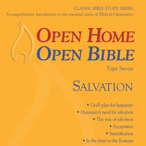 Open Home: Open Bible - Salvation - Open Home Open Bible